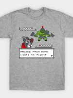 A Friendly Foe Appears T-Shirt