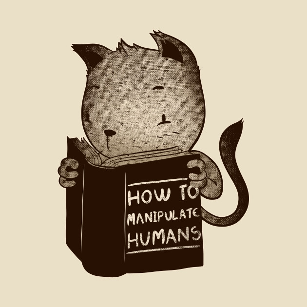 Cat Book How To Manipulate Humans