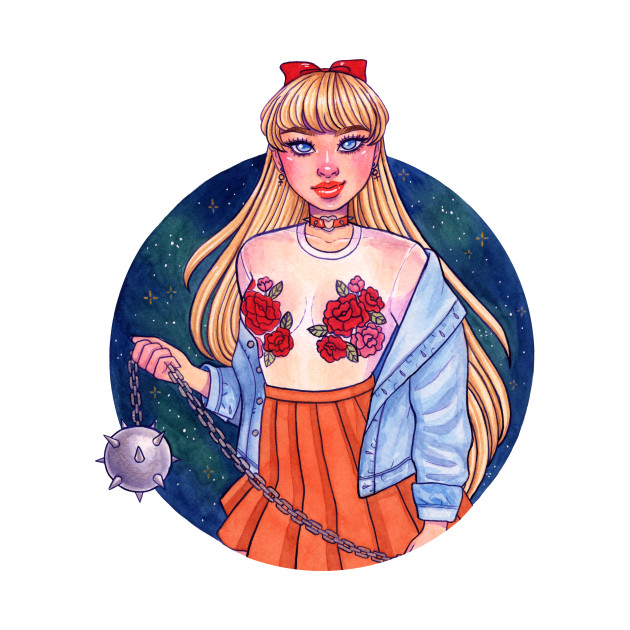 Girl Gang Sailor Venus
