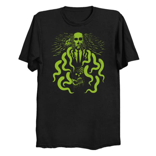 Horror Within - Lovecraft Art
