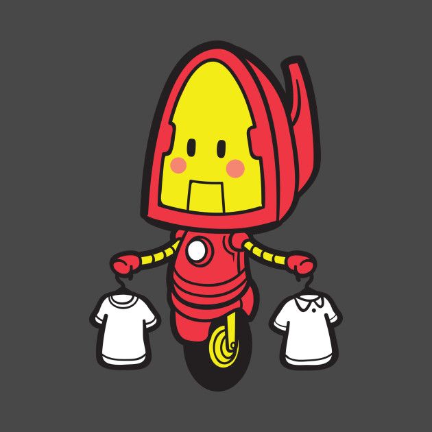 Iron Mascot