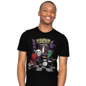 Kidnap The Sandy Claws T-Shirt