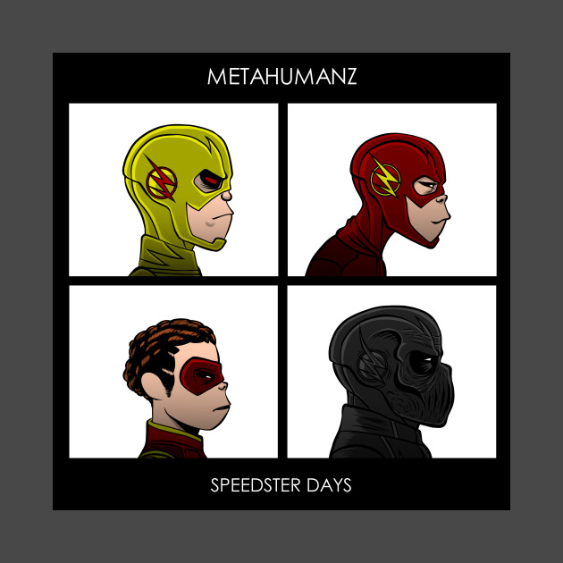 Metahumanz - Speedster Days