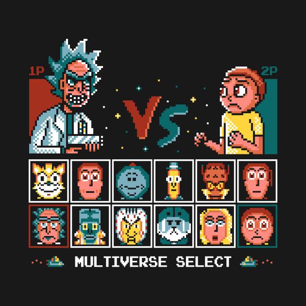 Multiverse Select