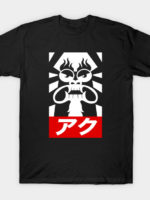 Obey Aku T-Shirt