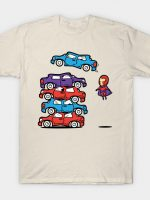Part Time Job - Car Scrap Yard T-Shirt