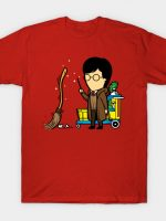 Part Time Job - Cleaning Company T-Shirt