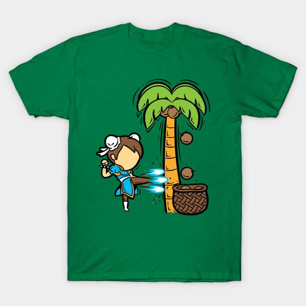 Part Time Job - Coconut Farm