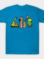 Part Time Job - Construction T-Shirt