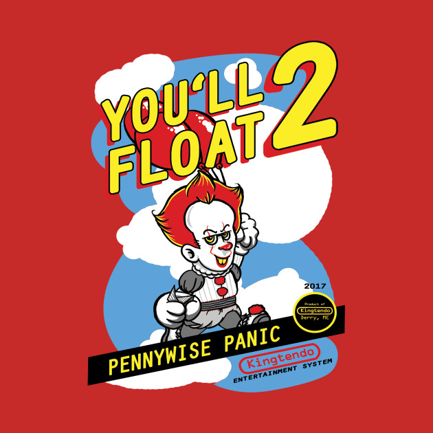 Pennywise Panic 2017
