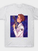Rebel Leia T-Shirt