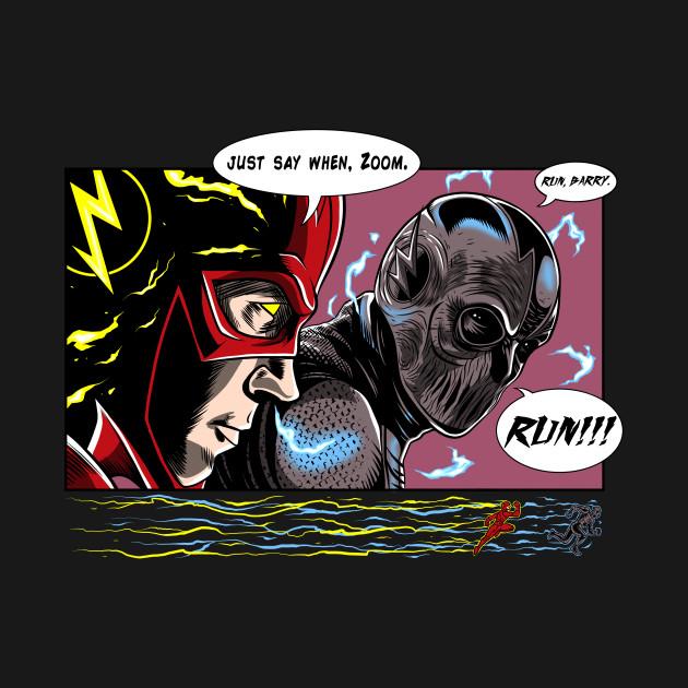 Run Barry!