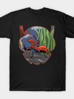 Scott Lang Crossing The Back Yard T-Shirt