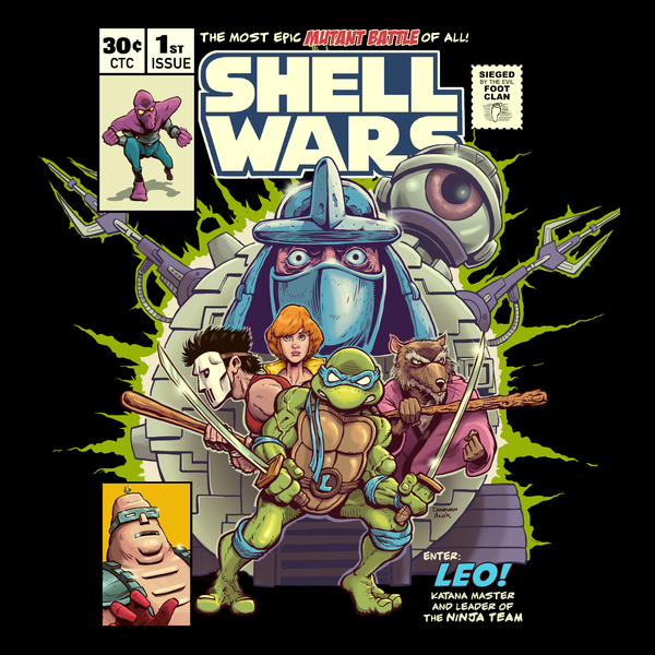 Shell Wars