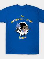 The Mordecai & Rigby Show T-Shirt