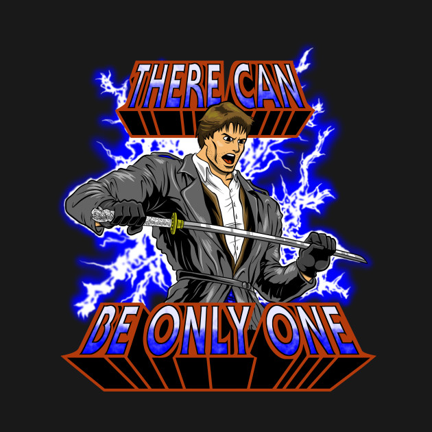 There can be only one!