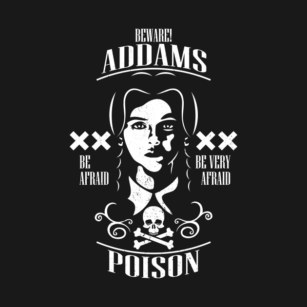 Addams Poison