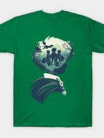 Adventure from another world T-Shirt