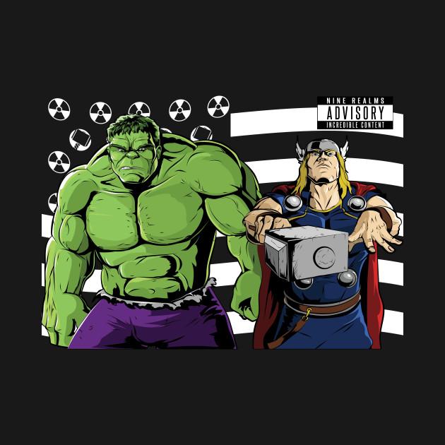 Bombs Over Asgard