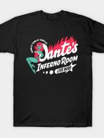 Dantes Inferno Room T-Shirt