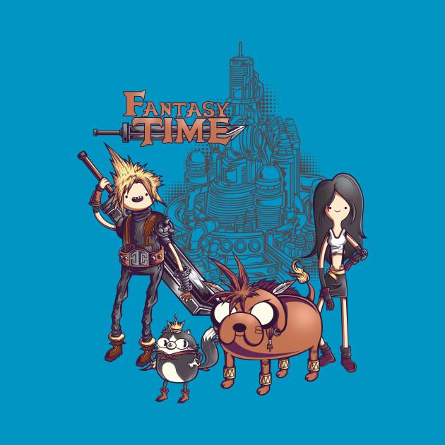 Fantasy Time