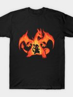 Fire Dragon Within T-Shirt