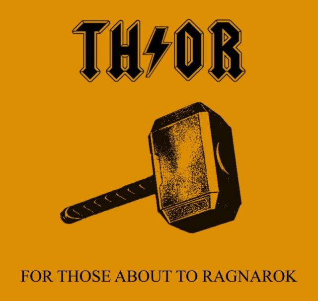 For those about to Ragnarok