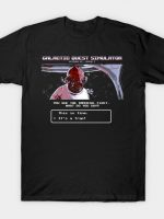 Galactic Quest Simulator T-Shirt