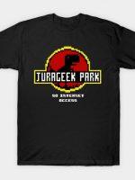 Jurageek park T-Shirt