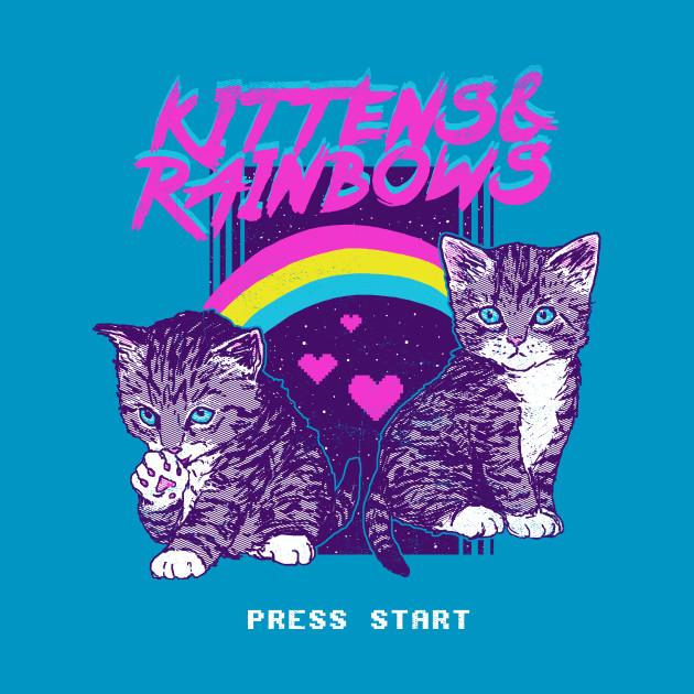 Kittens & Rainbows