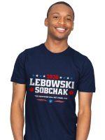 Lebowski / Sobchak 2020 T-Shirt