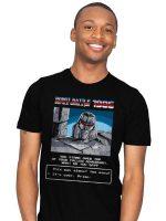Robot Battle Royale Simulator 1986 T-Shirt