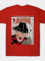 SLASHER COMICS - FREDDY T-Shirt