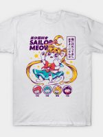 Sailor Meow T-Shirt
