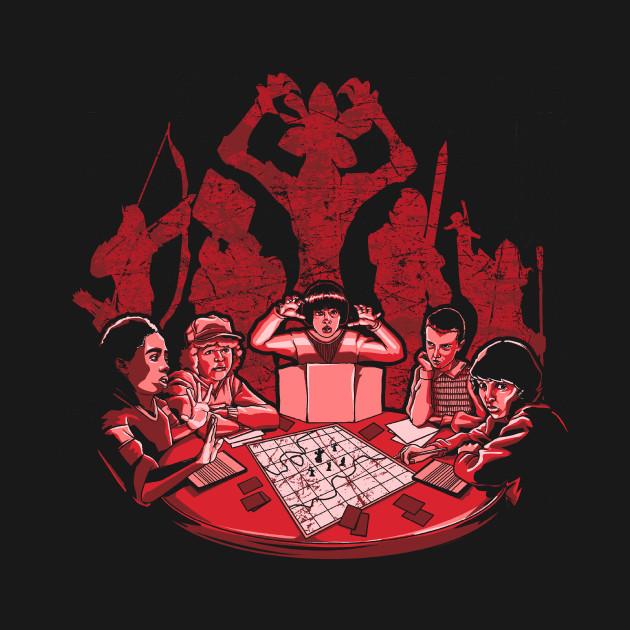 Strange Board Games