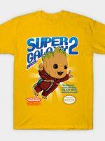 Super Galaxy Bros T-Shirt