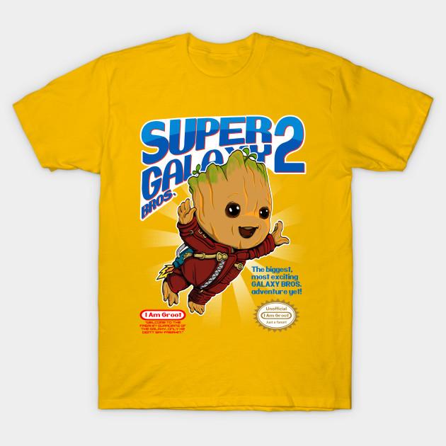 Super Galaxy Bros