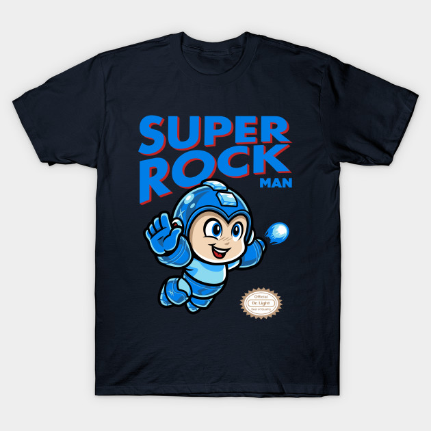Super Rock Man