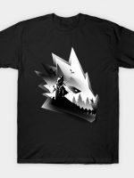 The Dragon and the Wolf T-Shirt