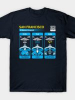 Three Storms T-Shirt