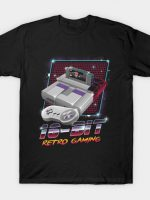 16-Bit Retro Gaming T-Shirt