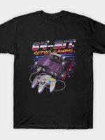 64-Bit Retro Gaming T-Shirt