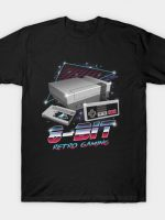 8-Bit Retro Gaming T-Shirt