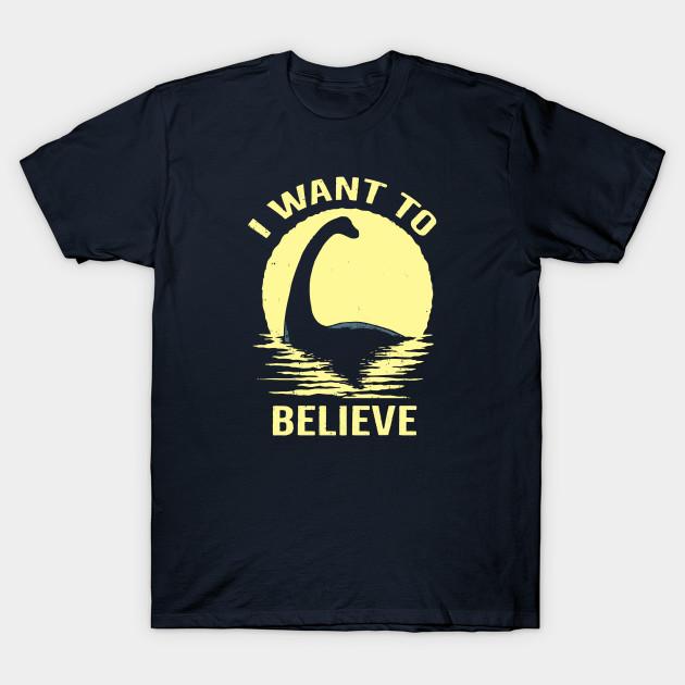 Believe In Nessie