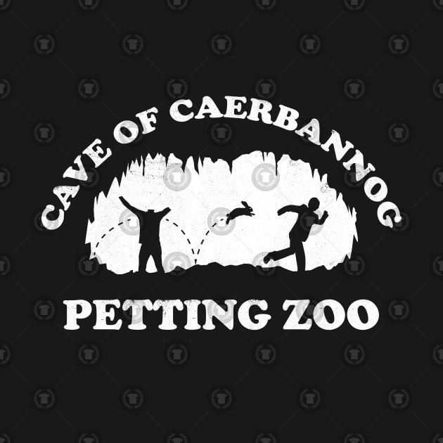 Cave of Caerbannog Petting Zoo