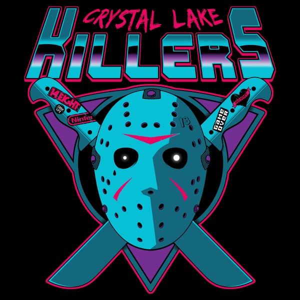 Crystal Lake Killers (NES Variant)