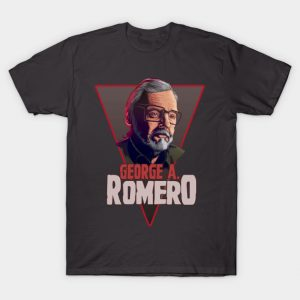 George A. Romero Portait