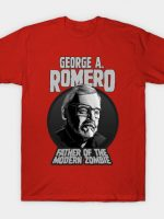 George A. Romero T-Shirt