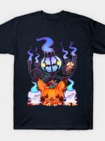 Ghostly Halloween T-Shirt