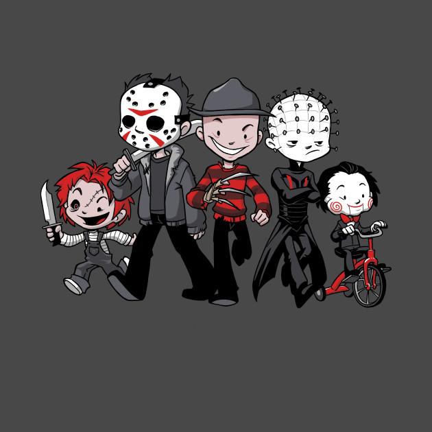 Horror BFFs